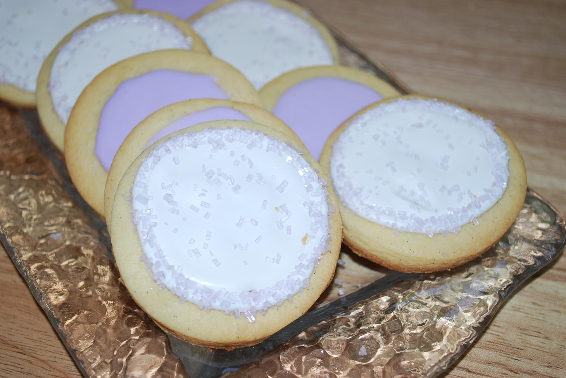 ... lavender tea cookies vanilla sugar lavender lavender vanilla sugar